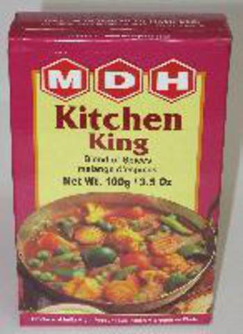 "Приправа ""Kitchen King"" смесь специй, 100 г MDH"
