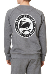 MEN'S SWEATSHIRT WITH LOGO