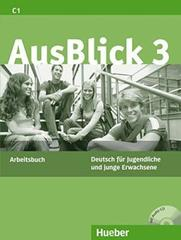 AusBlick 3 - Arbeitsbuch mit integrierter Audio...