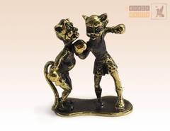 Коты - Боксеры