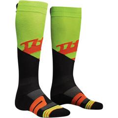 Moto Knit Rive / Зелено-оранжевый