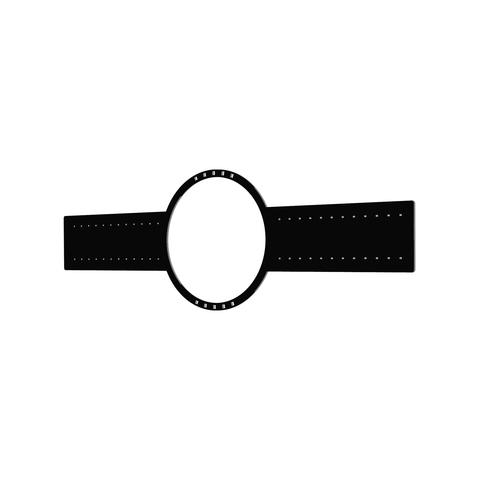 Canton CFB 800 template, шаблон-крепление