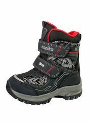 Ботинки Капика 41178-2 для мальчиков