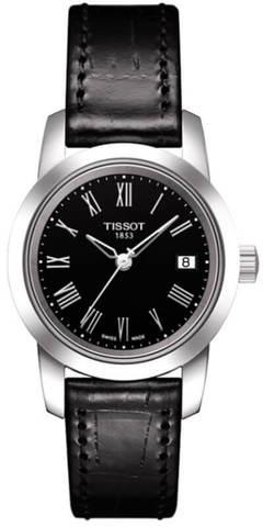 Купить Женские часы Tissot T033.210.16.053.00 Classic Dream Lady по доступной цене
