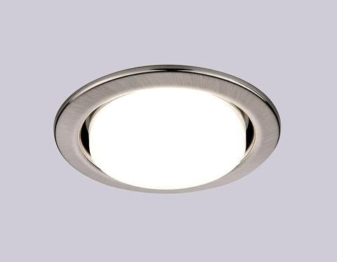 Ambrella Светильник G101 SS сатин серебро