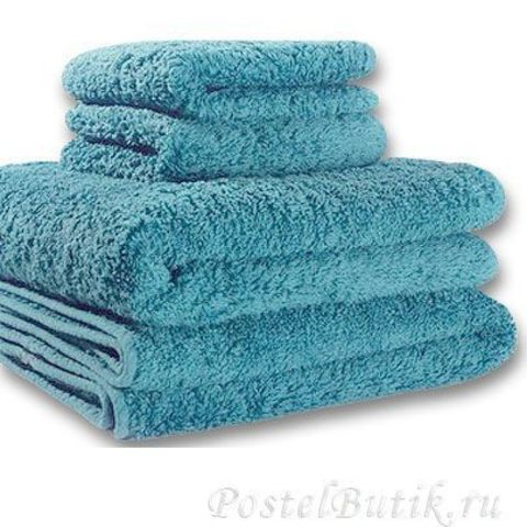 Полотенце 60х110 Abyss & Habidecor Super Pile 301 peacock