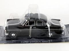 Ford Consul II Police England 1:43 DeAgostini World's Police Car #19