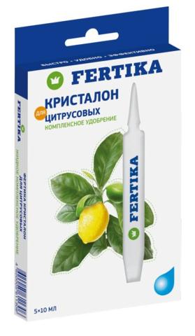 Удобрение Кристалон для цитрусовых, Fertika