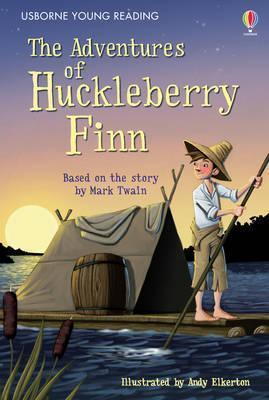 Kitab The Adventures of Huckleberry Finn The Adventures of Huckleberry Finn | Rob Lloyd Jones