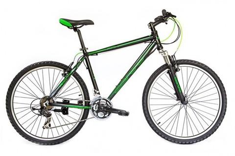 горный велосипед Corto ARK зеленый