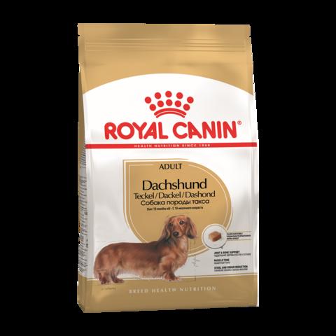 Royal Canin Dachshund Adult Сухой корм для собак породы такса
