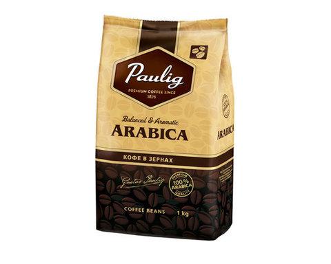 Кофе в зернах Paulig Arabica, 1 кг