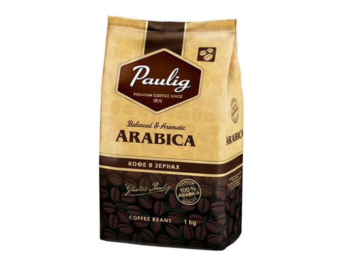 ���� � ������ Paulig Arabica, 1 �� (������)