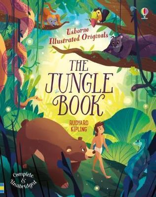 Kitab The Jungle Book   Rudyard Kipling