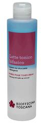 Двухфазный лосьон-тоник для снятия макияжа, Biofficina Toscana