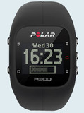 Polar A300 HR black