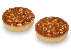 Тарталетки карамельно-ореховые, 190г