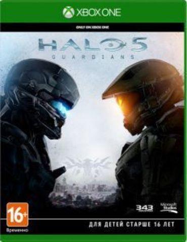 Microsoft Xbox One Halo 5: Guardians (русская версия)