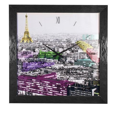 Часы настенные Lowell 11743