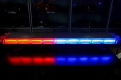 Спец.сигнал ДПС E207 (на крышу 1050мм),(red-blue),шт