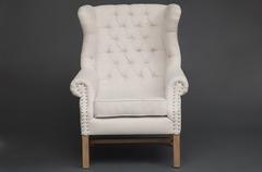 Кресло Лэнгли (Langley) Слоновая кость