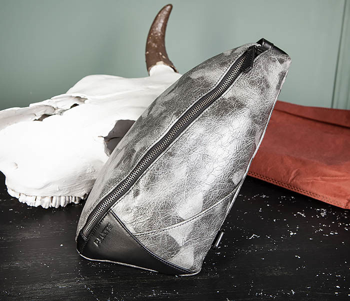 BAG487-3 Мужская сумка «банан» через плечо фото 03