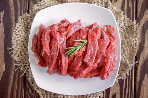 Бефстроганов из говядины