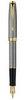 Купить Перьевая ручка Parker Sonnet F534, цвет: Cisele (серебро 925 пробы), перо: F, перо: золото 18К, S0808140 по доступной цене