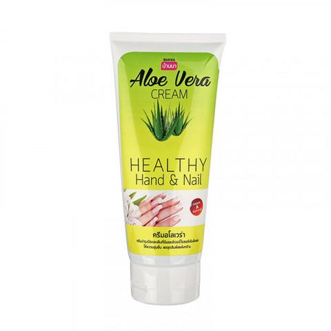 Крем для рук и ногтей Алоэ Вера, BANNA Aloe Vera Hand and Nail Cream, 200 гр