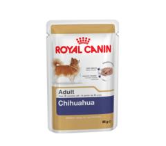 Royal Canin Chihuahua влажный корм для собак старше 8 мес. (паштет) 85 гр.