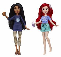 Набор кукол Покахонтас и Ариэль - Ральф против Интернета, Disney