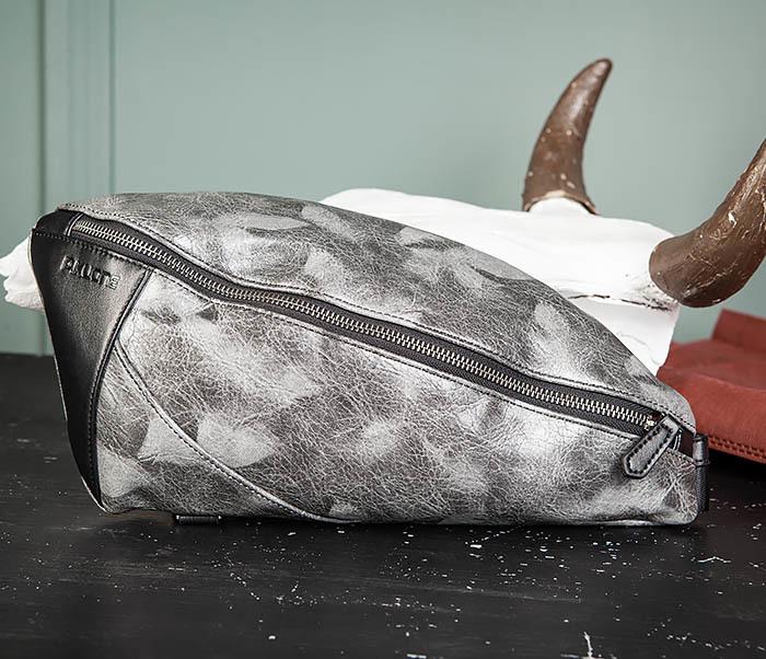 BAG487-3 Мужская сумка «банан» через плечо фото 04