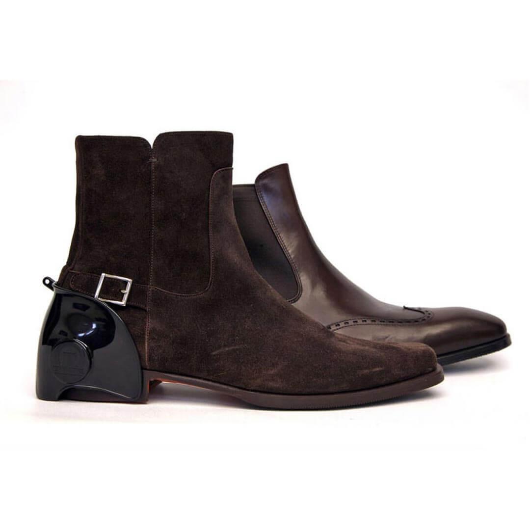 Защита пятки обуви автопятка Такитак мужская универсальная
