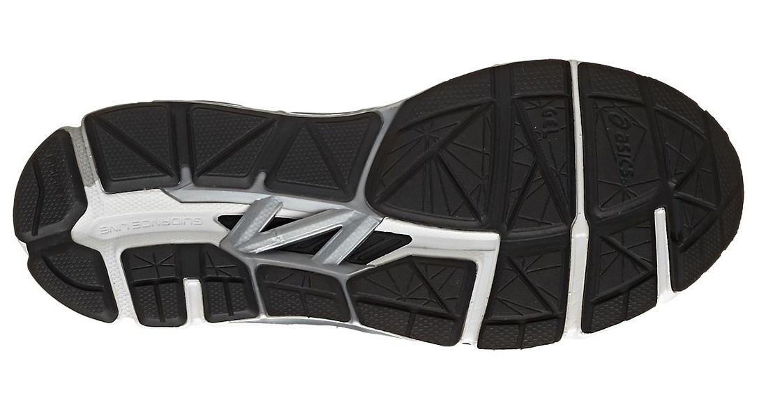 Мужские беговые кроссовки  Asics Gel-Fortify (T521N 9149) серые фото