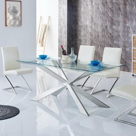 Стол ESFT088, стулья ESFY031