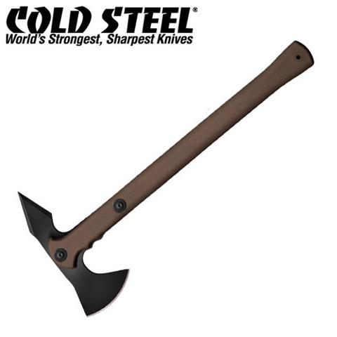 Топор Cold Steel модель 90PTHF Trench Hawk Dark Earth