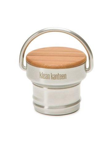 Крышка Klean Kanteen Classic Bamboo Cap