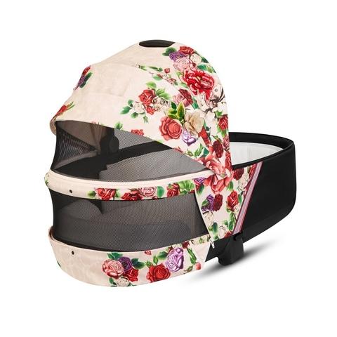 Cybex Priam Lux Carrycot Spring Blossom
