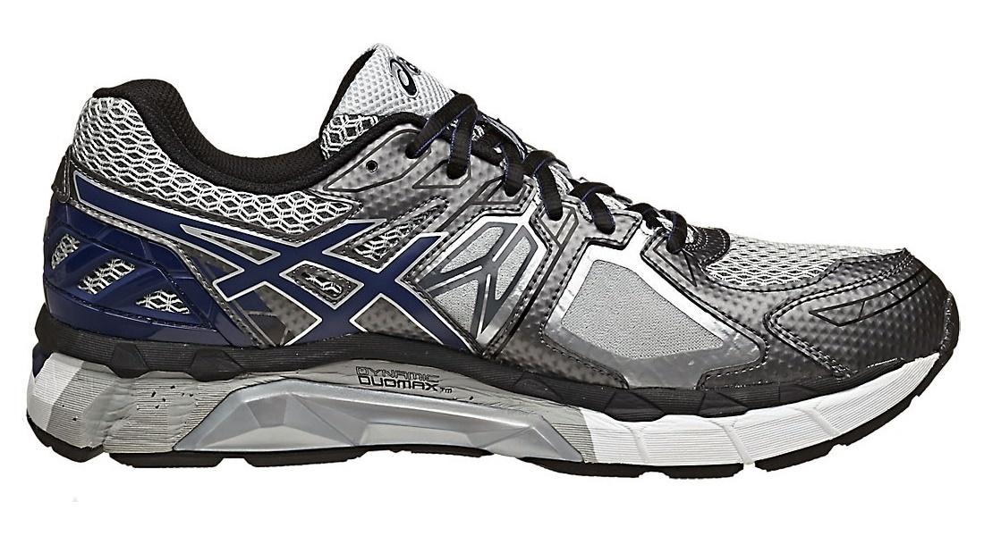 Мужские кроссовки для бега Asics Gel-Fortify (T521N 9149) серые фото