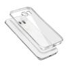 Прозрачный чехол-накладка для Samsung Galaxy S7 Edge