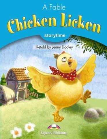 Chicken Licken. Книга для чтения. Stage 1 (1-2 классы)