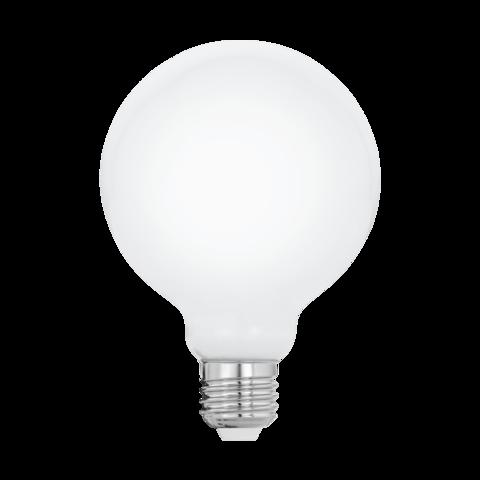 Лампа LED филаментная Eglo MILKY LM-LED-E27 8W 1055Lm 4000K G95 12563