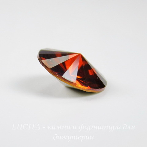 1122 Rivoli Ювелирные стразы Сваровски Crystal Red Magma (12 мм) ()