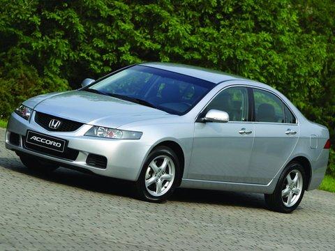 Чехлы на Honda Accord 2002–2008 г.в.