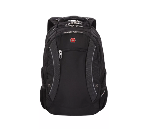 Рюкзак SWISSGEAR «SCANSMART», 17'', black, фото 2