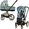 Коляска 2 в 1 Cybex Priam III Jeremy Scott Cherubs