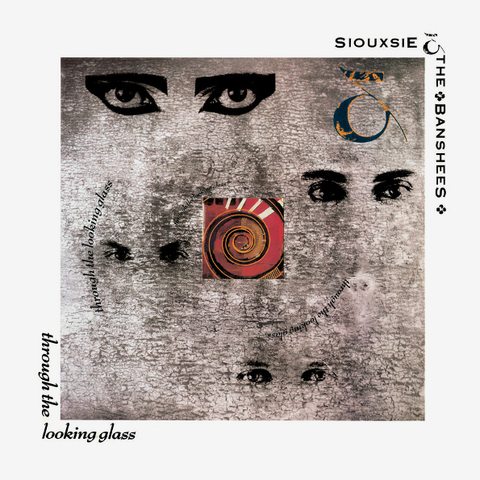 Siouxsie & The Banshees / Through The Looking Glass (LP)