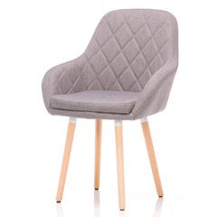 Кресло Alto серая ткань