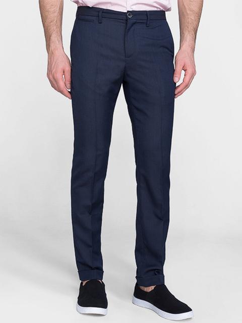 BPT001317 брюки детские, темно-синие