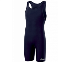 Трико борцовское ASICS JT200 0023 SOLID MODIFIED SINGLET (3)